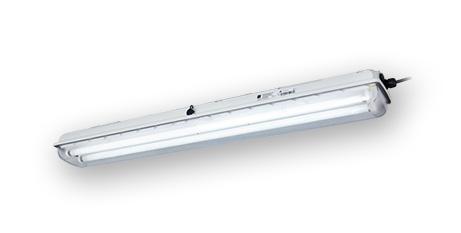 Luminaria lineal fluorescente Serie EXLUX 6001 – STAHL