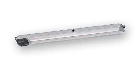 Luminaria de emergencia LED  Serie EXLUX 6009/1 Versión IIC – STAHL