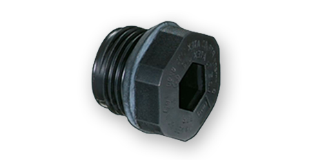 Tapones Plásticos  color negro serie 8290/3 – STAHL