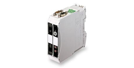 Aislador galvánico y conversor de medio para señales de campo del tipo RS-485 – serie 9185/12 –  STAHL