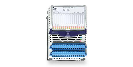 Módulo de 16 E/S digitales para sistema de E/S remotas IS1+, para Zona 1/2 – serie 9470/32 – STAHL