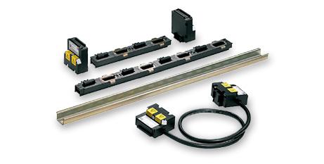 BusRail para sistemas de E/S remotas IS1+, para Zona 1 y 2 – serie 9494 – STAHL