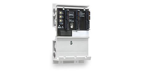 Base para CPU y fuente para sistema de E/S remotas IS1+, para Zona 2- serie 9496/35-03-00 – STAHL