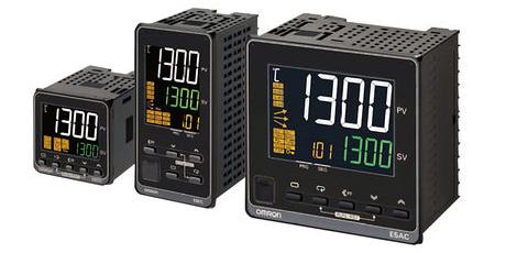 E5CC/E5EC/E5AC – Controlador de Temperatura y Procesos – Omron