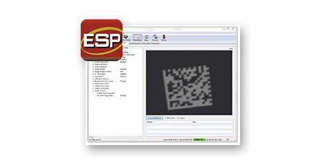 ESP – Software de lectura de código de barras – Omron Microscan