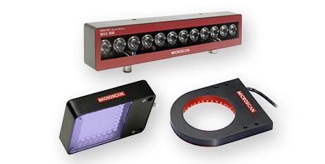 Iluminadores para sistemas de Visión – Omron Microscan