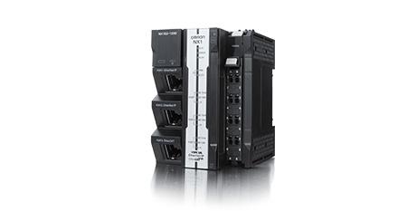 NX1 – PLC compacto – Omron