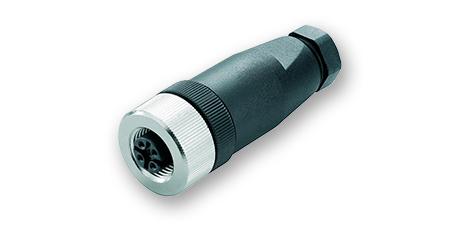 SAI – Conectores para armar M12 y M8 – Weidmüller