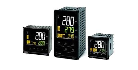 Controladores de Temperatura - Omron