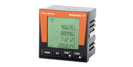 POWER MONITOR WEIDMULLER