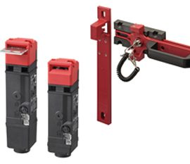 D4SL-N – Switch de Seguridad de Puerta Omron