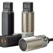 E3RA – Sensores fotoeléctricos M18 cuerpo plástico/detección radial Omron