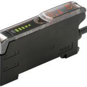 E3X-NA – Amplificador para fibra óptica, ajuste potenciométrico Omron