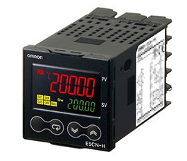 E5CN-H – Controlador de Temperatura y Procesos avanzado Omron