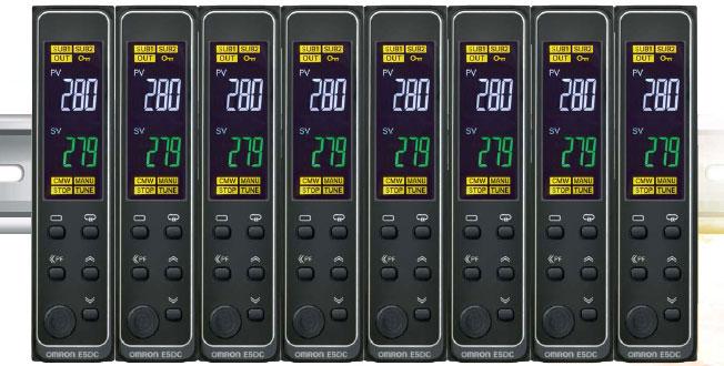Controlador de Temperatura E5DC Omron