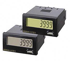 H7ER – Mini Indicador de frecuencia totalizador Omron