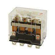 LY – Relés auxiliares de alta corriente de 2 y 4 inversores – Omron