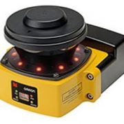 Scanner Láser de Seguridad compacto Omron – OS32C