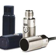 E3FA –  Omron sensores fotoeléctricos M18, cuerpo plástico, detección axial