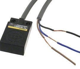 TL-W – Sensores inductivos rectangulares compactos Omron