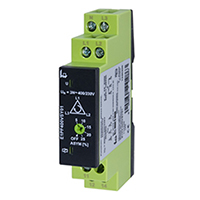 Relé de Monitoreo Detector de Falta de Fases E1PF Tele Haase