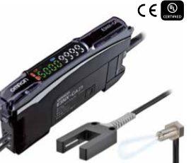 E3NX-CA – amplificador de fibra óptica Omron