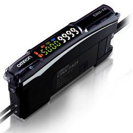 E3NX-FA – Amplificador de Fibra Óptica – Omron