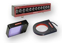 Iluminadores para sistemas de visión - Omron MICROSCAN