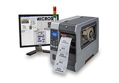 LVS-7510 - Sistema de inspección de calidad de impresión – Omron MICROSCAN