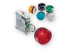 Indicadores Luminosos serie 8010 - STAHL