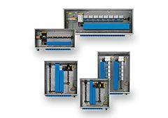 Cajas para Sistemas de E/S remotas IS1+ para Zonas 1 y 2 - serie 8150 - STAHL