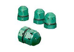 Respiradores plásticos para ventilación y drenaje serie 8162 - STAHL