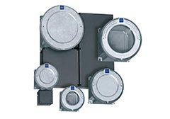 Cajas Ex d de fundición de aluminio con opción visor de vidrio serie 8265 – STAHL