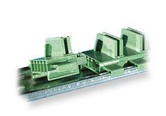Base para fijación de Módulos de aislación galvánica de seguridad intrínseca en Sistemas PAC-BUS - Montaje en Riel DIN - serie 9194 - STAHL