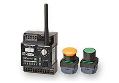 A2W - Botón inalámbrico - OMRON