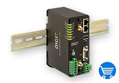 Router inteligente TRANSPORT WR31 - Digi