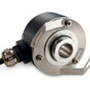 CHO5 – Encoders absolutos monovuelta con cuerpo de Ø 58mm, eje hueco BEI