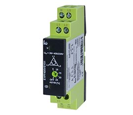 E1PF – Monitor de Secuencia y Asimetría de Fases Tele Haase
