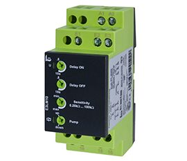 E3LM10 – Monitor de Nivel para Tanque ó Cisterna TELE HAASE