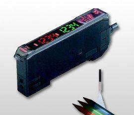 E3X-DAC – Amplificador para fibra óptica, detección de color Omron