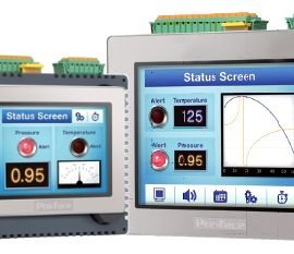 LT4000M – HMI+PLC Modular PRO-FACE