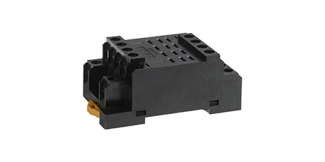 PTF – Zócalos para relés  auxiliares de alta corriente LY – Omron