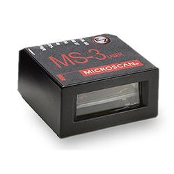 MS-3 Omron Microscan – Lector de código de barras ultra compacto
