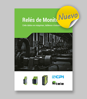 Folleto Relés de monitoreo