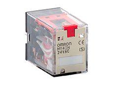 Relés Electromecánicos MY - Omron