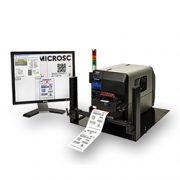 LVS-7500 Sistema de inspección de calidad de impresión