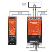 Suministro Ininterrumpido de Potencia con los modulos UPS Weidmuller