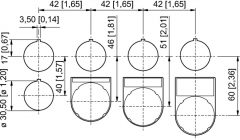 Actuadores - Serie 8602/3 - STAHL