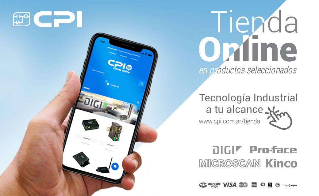 CPI - Tienda online