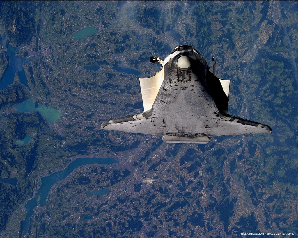 CPI-space shuttle